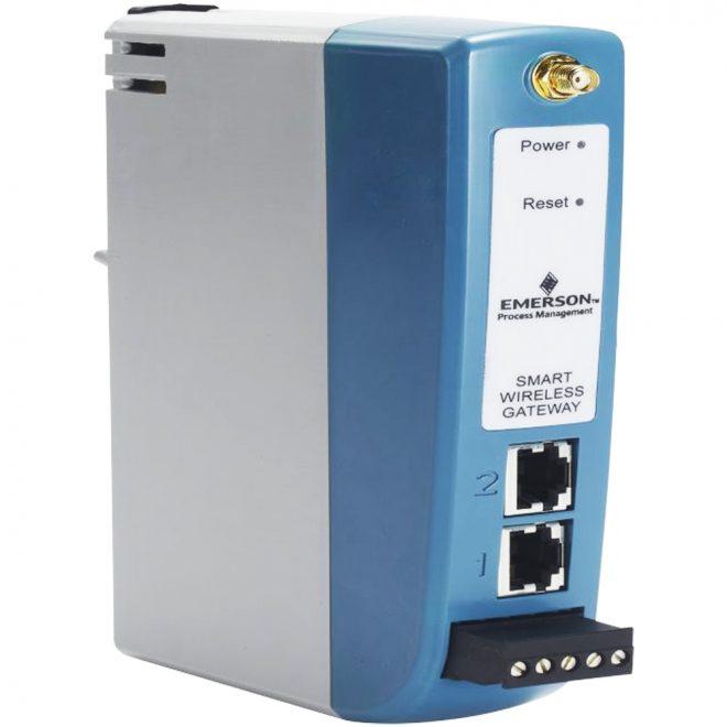 Emerson 1410 Smart Wireless Gateway HART 3