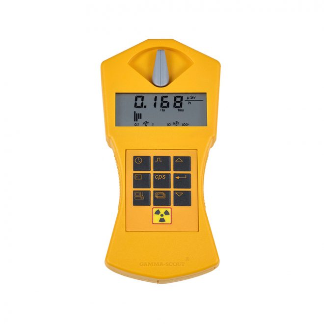 Gamma Scout Radiation detector