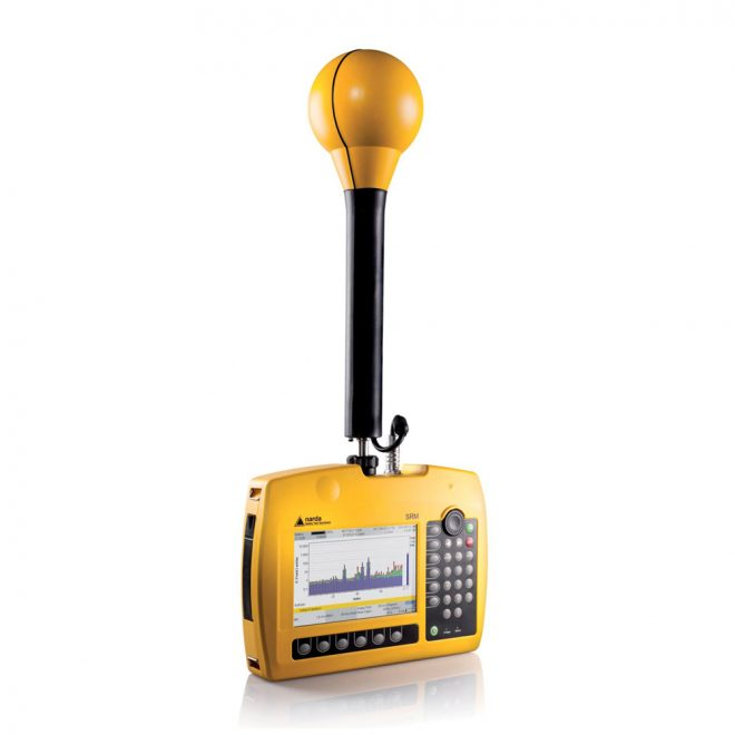 Narda SRM-3006 Selective Radiation Meter