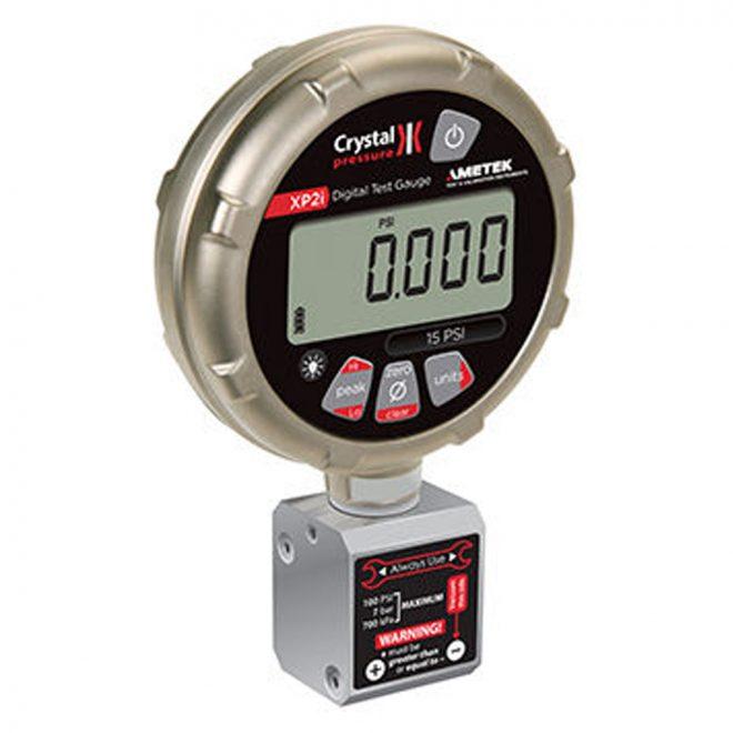 Ametek XP2i Digital Pressure Gauge 1