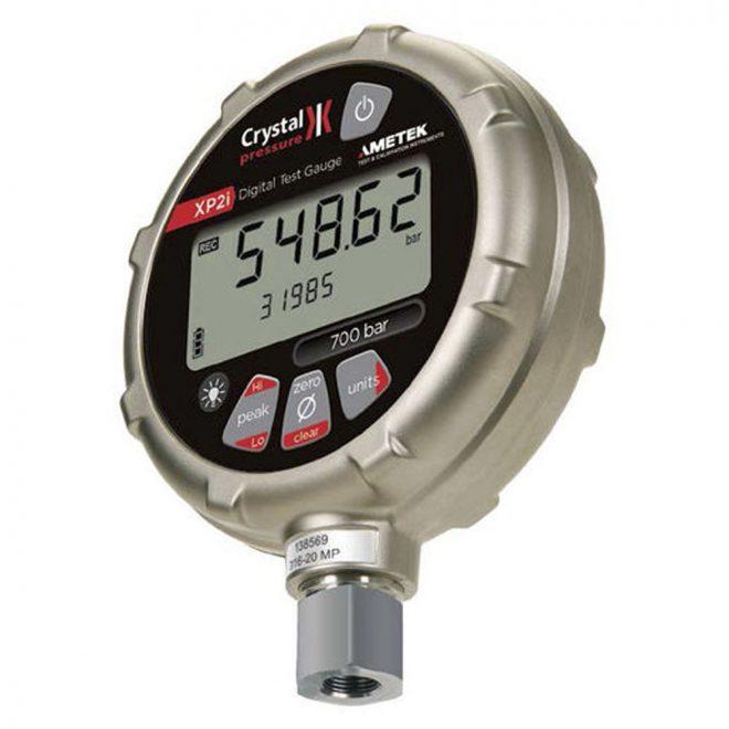 Ametek XP2i Digital Pressure Gauge 2