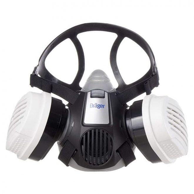 Drager X-Plore 3300 Half Face Respirator Mask