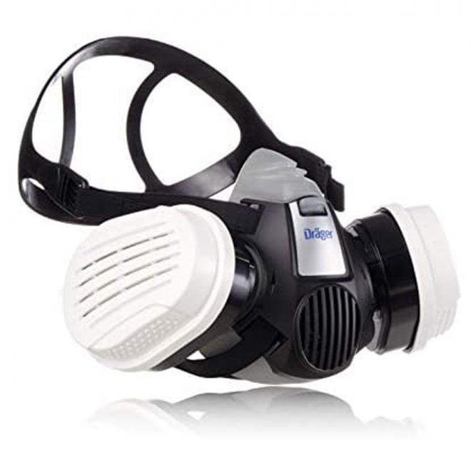 Drager X Plore 3300 Half Face Respiratory Mask