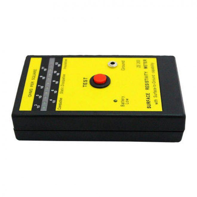 ESD ZE203 Safe Surface Resistivity Meter 3