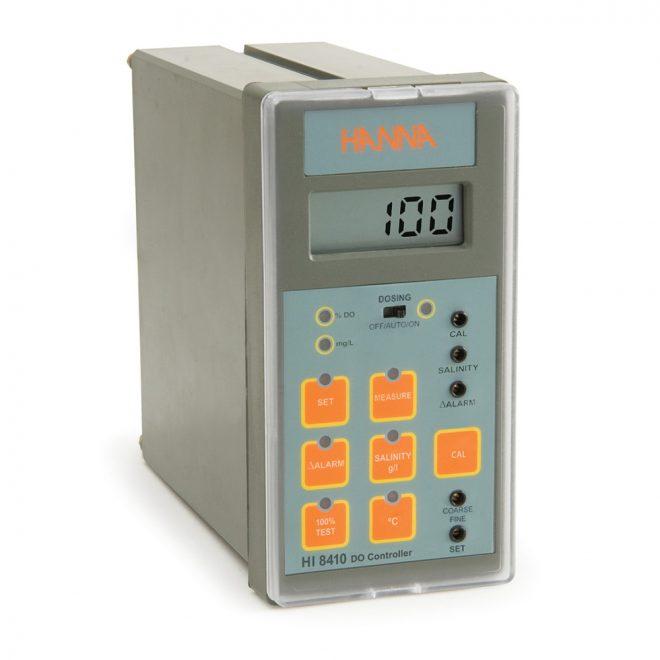 Hanna HI8410 Dissolved Oxygen controller