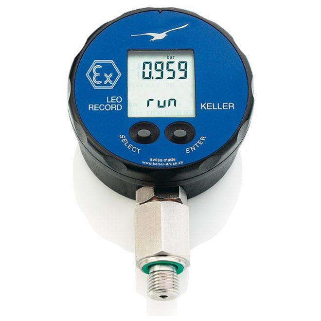 Omni instruments LEO Record Manometer