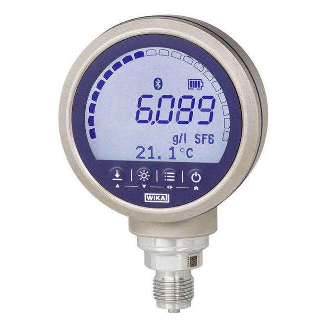Wika CPG1500 Precision digital pressure gauge 4