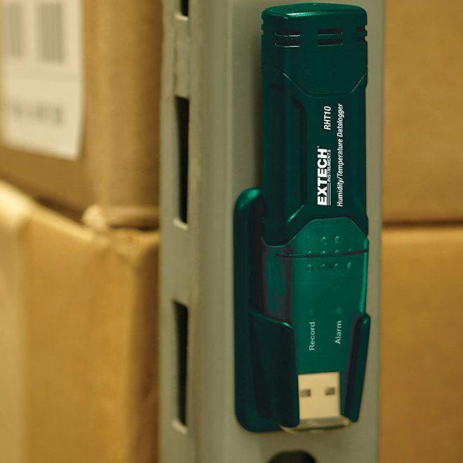 extech RhT10Humidity and Temperature USB Datalogger