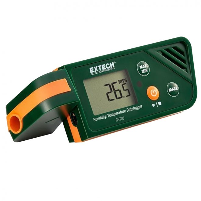 extech RhT30 Humidity and Temperature USB Datalogger