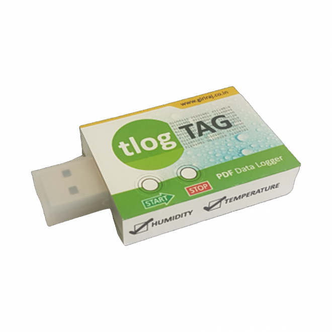 TlogTAG TL 464 Data Logger