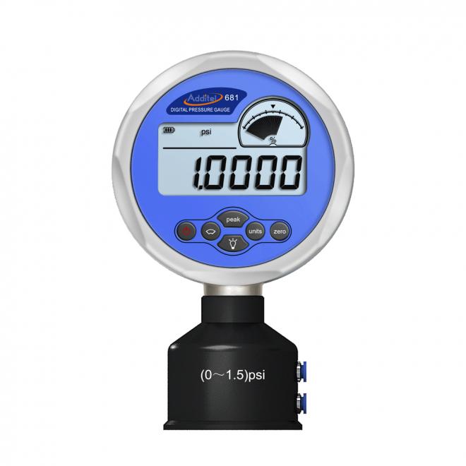 Additel ADT681-05-GP2K-PSI-N Digital Pressure Test Gauge