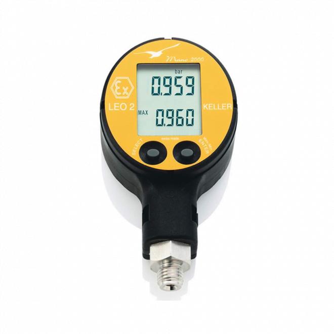 Keller LEO2 Digital Pressure Gauge