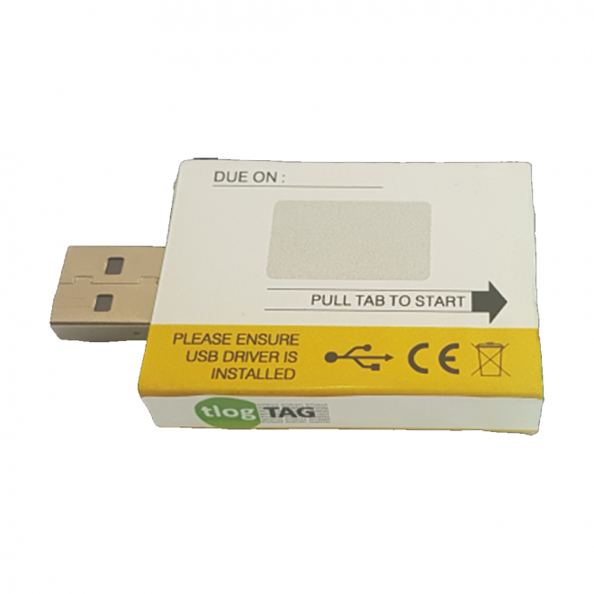 TlogTAG TL-464 Multi-use Data Logger
