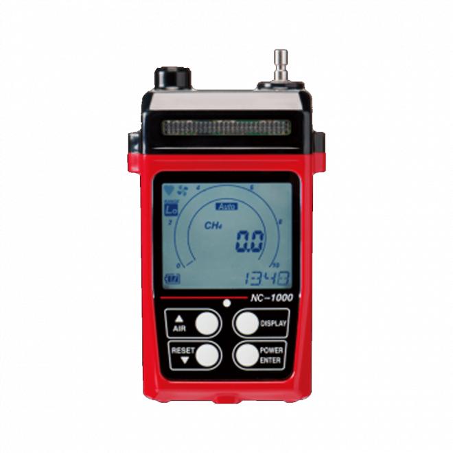 Riken Keiki NC-1000 Portable Gas Detector