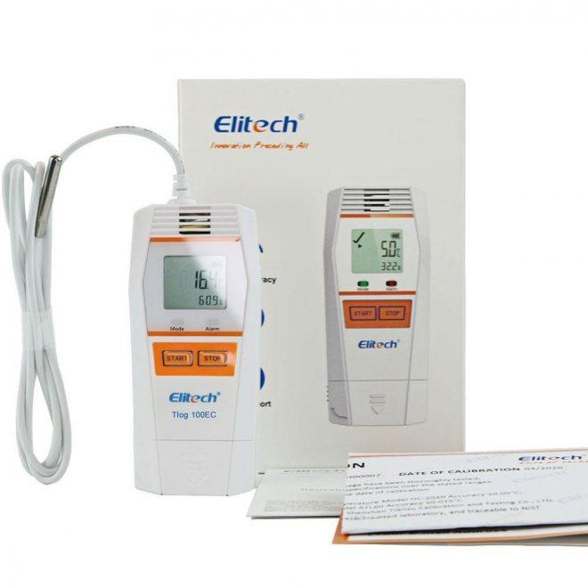 Elitech Tlog 100EC Ultra-low Temperature Recorder
