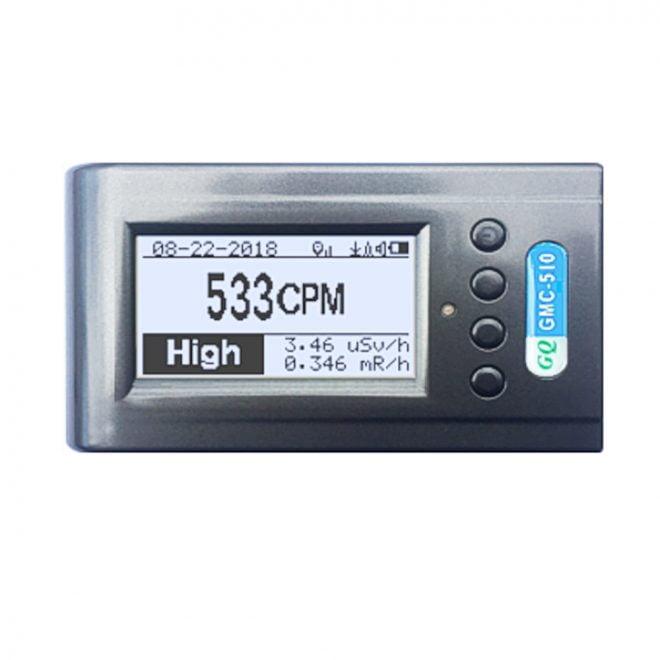 GQ GMC-510 Geiger Counter
