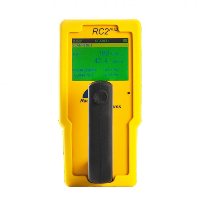 Radcomm RC 2 Plus Portable Radiation Detector