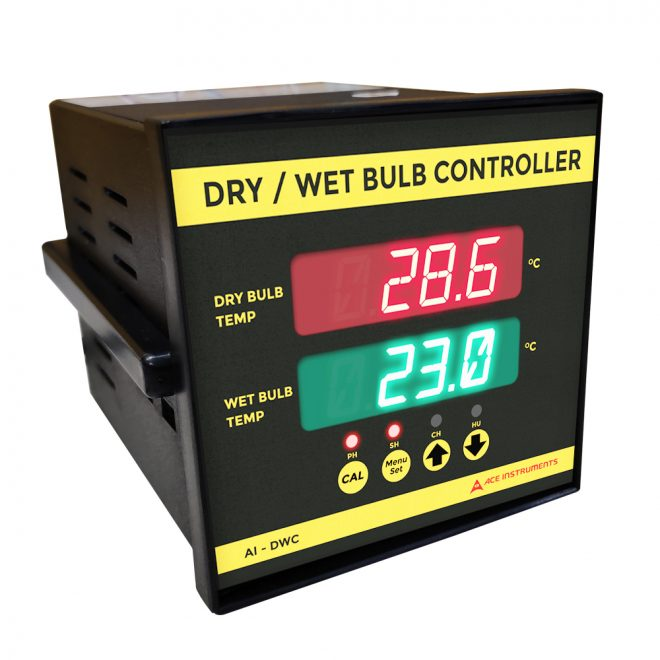 Ace AI-DWC Dry and Wet Bulb Controller