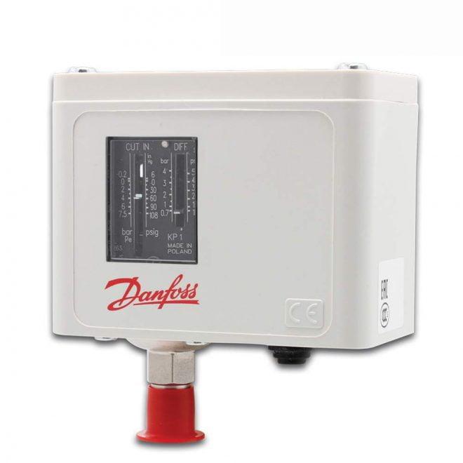 Danfoss KP1 Pressure switch