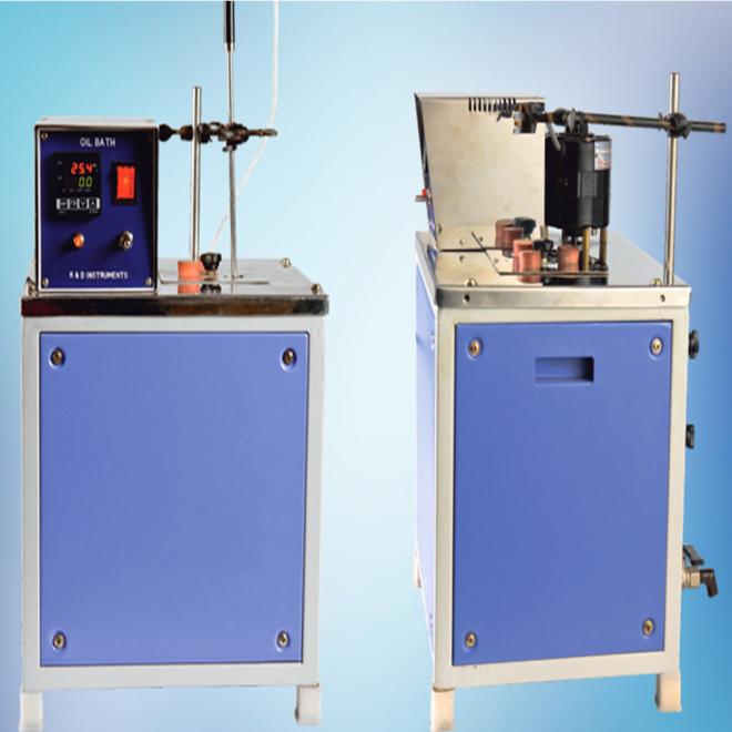 R&D Instruments liquid bath temperature calibrator