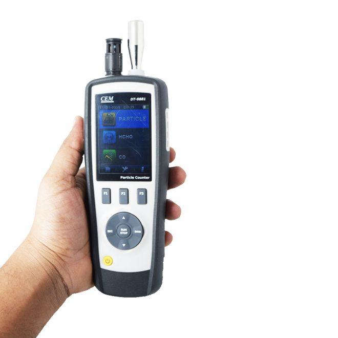 CEM DT-9881 Air Particle Counter