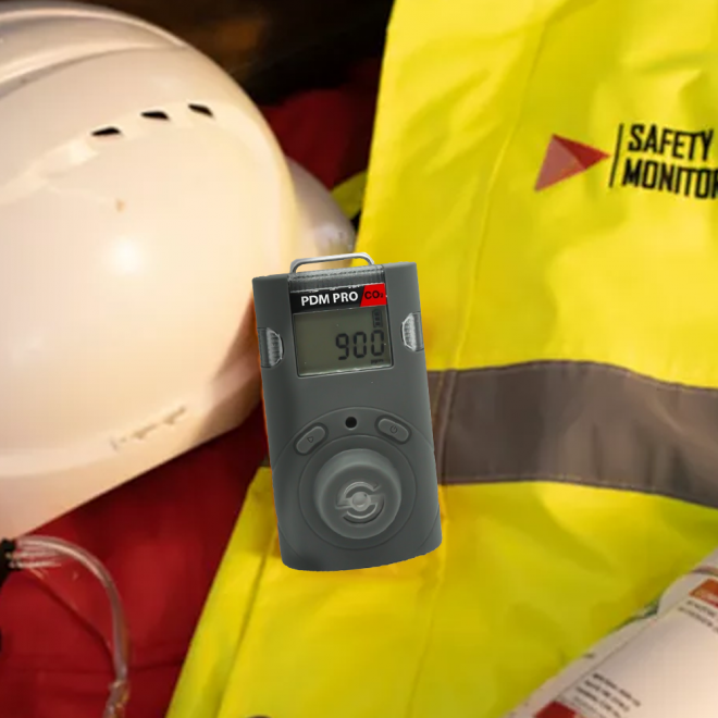 WatchGas PDM Pro CO2 Sustainable Gas Detector