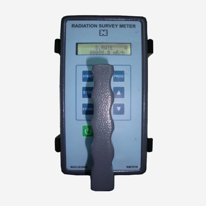 NUCLEONIX RC705 I&E Rad Check Meter