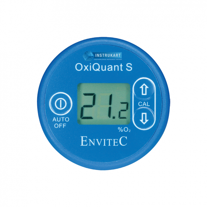 Honeywell OxiQuant S Portable Oxygen Analyser(0 to 100% Vol)