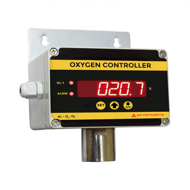 Ace Fixed Oxygen Controller