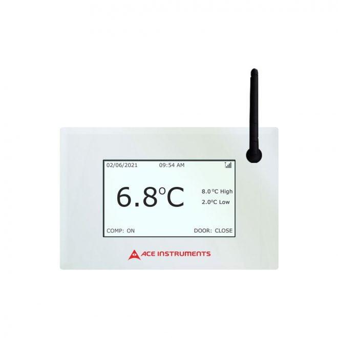 Vaccine Storage Refrigerator Temperature Monitor