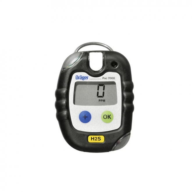 Portabe H2S gas Detector
